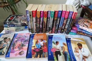 SPECIAL EDITION Silhouette 27 Harlequin Romance Books novels