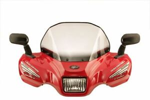 Windshield VIP AIR  for ATV - NEW - FREE SHIPPING