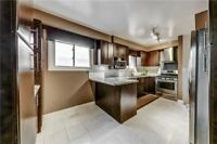 4 Bed / 3 Bath Updated Home, Sep Entr Fin W/O Bsmnt