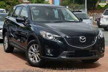 2014 Mazda CX-5 KE1021 MY14 Maxx SKYACTIV-Drive AWD Sport Black 6 Speed Sports Automatic Wagon Wilson Canning Area Preview
