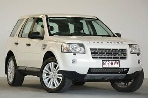 2010 Land Rover Freelander 2 LF MY11 TD4 (4x4) White 6 Speed Automatic Wagon Coopers Plains Brisbane South West Preview