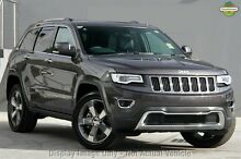 2015 Jeep Grand Cherokee WK MY15 Limited Granite Crystal 8 Speed Sports Automatic Wagon Blacktown Blacktown Area Preview