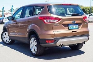 2013 Ford Kuga TF Ambiente AWD Brown 6 Speed Sports Automatic Wagon Maddington Gosnells Area Preview