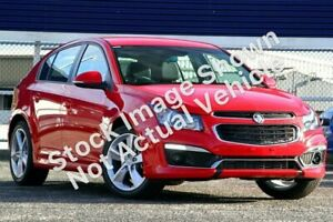 2015 Holden Cruze JH Series II MY15 SRi-V Green 6 Speed Sports Automatic Hatchback East Toowoomba Toowoomba City Preview