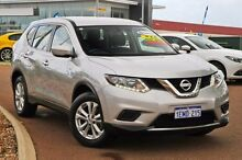 2014 Nissan X-Trail T32 ST X-tronic 4WD Silver 7 Speed Constant Variable Wagon East Rockingham Rockingham Area Preview