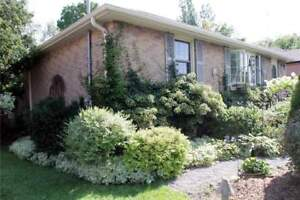 Charming Cobourg Bungalow for Lease