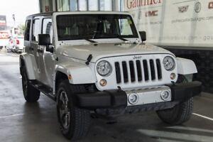 2017 Jeep Wrangler Unlimited Sahara, Nav, Bluetooth
