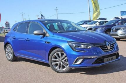 2017 Renault Megane Blue Sports Automatic Dual Clutch Hatchback Pearsall Wanneroo Area Preview