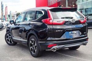 2017 Honda CR-V MY18 VTI-S (2WD) Crystal Black Continuous Variable Wagon