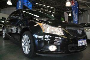 2012 Holden Cruze JH MY13 CDX 6 Speed Automatic Sedan