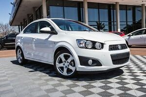 2015 Holden Barina TM MY16 CDX White 6 Speed Automatic Sedan Alfred Cove Melville Area Preview