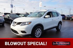 2015 Nissan Rogue S ALL WHEEL DRIVE Back-up Cam,  Bluetooth,  A/