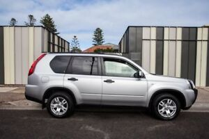 2009 Nissan X-Trail T31 Adventure Silver 1 Speed Constant Variable Wagon
