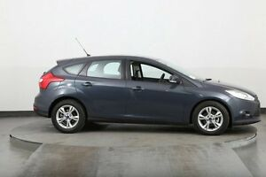 2013 Ford Focus LW MK2 Trend Grey 6 Speed Automatic Hatchback Smithfield Parramatta Area Preview