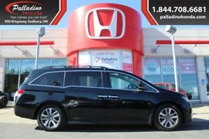 2015 Honda Odyssey Touring w/RES & Navi - FULLY LOADED FAMILY VA