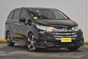 2016 Honda Odyssey RC MY16 VTi-L Black 7 Speed Constant Variable Wagon Hendra Brisbane North East Preview