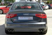 2014 Audi S4 B8 8K MY15 S tronic quattro Grey 7 Speed Sports Automatic Dual Clutch Sedan Gosford Gosford Area Preview