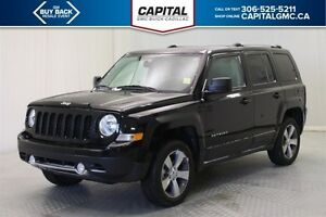 2016 Jeep Patriot *Sunroof-Leather-Heated Seats*