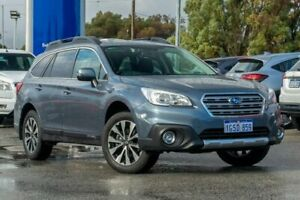 2017 Subaru Outback B6A MY17 2.5i CVT AWD Grey 6 Speed Constant Variable Wagon Greenfields Mandurah Area Preview