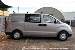 2012 Hyundai iLOAD Silver Manual Van Cranbourne Casey Area Preview