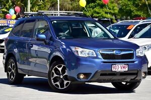 2015 Subaru Forester S4 MY15 2.0D-S CVT AWD Blue 7 Speed Constant Variable Wagon Toowong Brisbane North West Preview