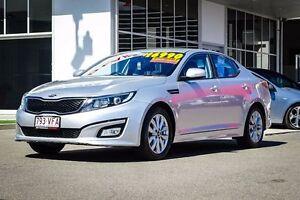 2014 Kia Optima TF MY15 SI Bright Silver 6 Speed Sports Automatic Sedan Garbutt Townsville City Preview