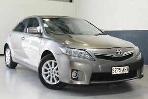 2010 Toyota Camry AHV40R MY10 Hybrid Bronze 1 Speed Constant Variable Sedan Hillcrest Port Adelaide Area Preview