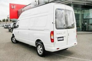 2015 LDV V80 High Roof LWB White Automatic Van
