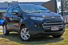 2015 Ford Ecosport BK Trend Panther Black Automatic Wagon Capalaba West Brisbane South East Preview