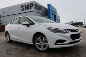 2018 Chevrolet Cruze LT - Rem Start, Htd Seats, Sunroof
