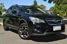 2013 Subaru XV G4-X MY13 2.0i Lineartronic AWD Black 6 Speed Constant Variable Wagon Claremont Nedlands Area Preview