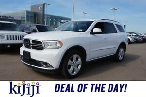 2015 Dodge Durango AWD SXT 3rd Row,