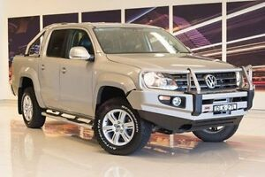 2014 Volkswagen Amarok 2H MY14 TDI420 4Motion Perm Highline 8 Speed Automatic Utility Blacktown Blacktown Area Preview