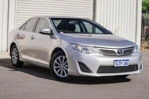 2013 Toyota Camry ASV50R Altise Silver 6 Speed Sports Automatic Sedan Osborne Park Stirling Area Preview