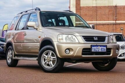2001 Honda CR-V Sport 4WD Gold 4 Speed Automatic Wagon Fremantle Fremantle Area Preview
