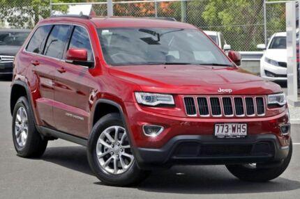 2015 Jeep Grand Cherokee WK MY15 Laredo Red 8 Speed Sports Automatic Wagon