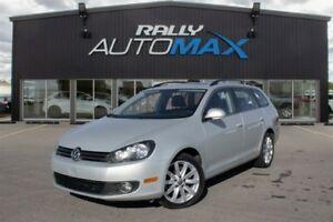 2012 Volkswagen Golf Wagon Highline