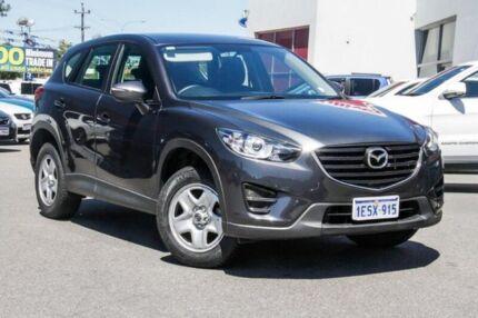 2015 Mazda CX-5 KE1072 Maxx SKYACTIV-Drive Grey 6 Speed Sports Automatic Wagon Myaree Melville Area Preview