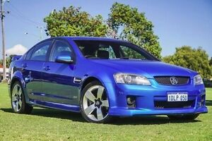 2010 Holden Commodore VE MY10 SS V Blue 6 Speed Sports Automatic Sedan Victoria Park Victoria Park Area Preview