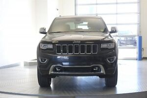 2014 Jeep Grand Cherokee Overland 4WD * Leather 5.7L Hemi -Navig Regina Regina Area image 8
