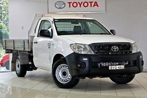 4x2 Workmate 2.7L Petrol Automatic Single Cab C/C Waterloo Inner Sydney Preview