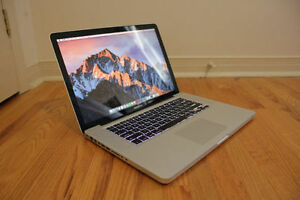 "Purchased in 2014.   Model #: A1286  Macbook Pro 15""  2.3 GHz"