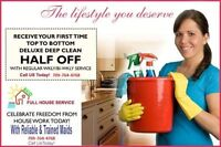 BONNIE'S AFFORDABLE CLEANING SOLUTION