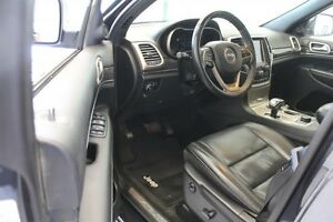 2014 Jeep Grand Cherokee Overland 4WD * Leather 5.7L Hemi -Navig Regina Regina Area image 11