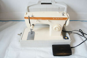 HEAVY DUTY-SINGER SEWING MACHINE MODEL: 247