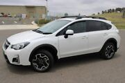 2016 Subaru XV G4X MY16 2.0i-L Lineartronic AWD White 6 Speed Constant Variable Wagon Run-o-waters Goulburn City Preview
