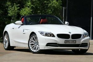 2013 BMW Z4 E89 MY12 sDrive 28I White 8 Speed Automatic Roadster Petersham Marrickville Area Preview