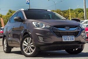 2012 Hyundai ix35 LM MY12 Highlander AWD Grey 6 Speed Sports Automatic Wagon Myaree Melville Area Preview