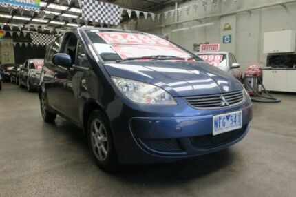 2007 Mitsubishi Colt RG MY07 ES 5 Speed Manual Hatchback Mordialloc Kingston Area Preview