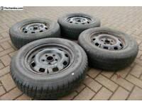 Looking for vw t4 early steel wheels